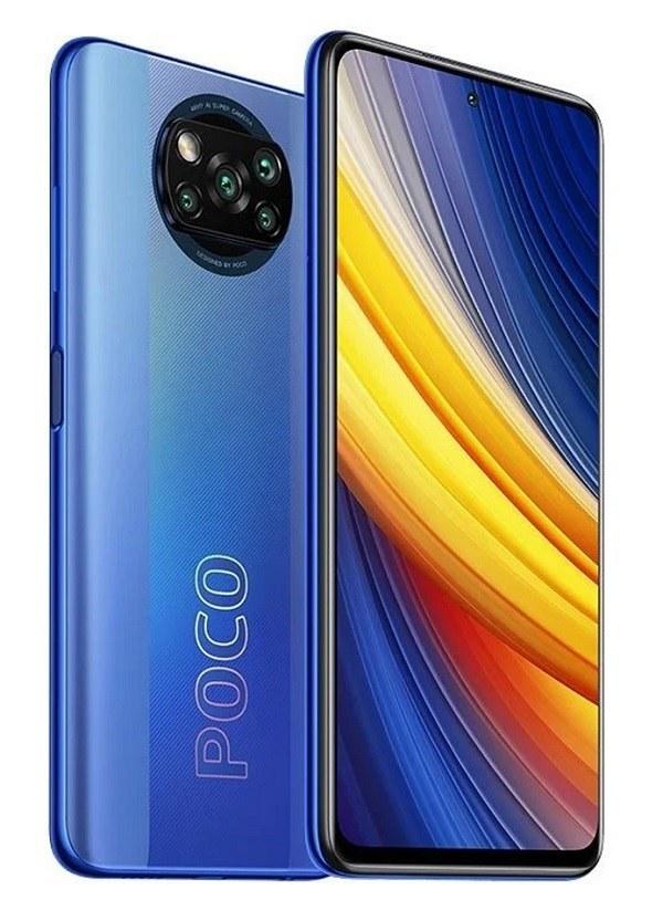 تصویر گوشی شیائومی Poco X3 Pro | حافظه 128 رم 6 گیگابایت ا Xiaomi Poco X3 Pro 128/6 GB Xiaomi Poco X3 Pro 128/6 GB