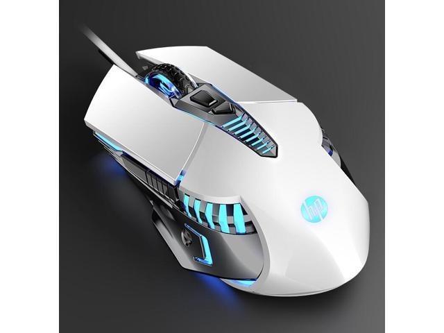تصویر ماوس با سیم اچ پی مدل HP G160