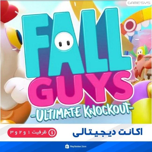 خرید اکانت قانونی بازی فال گایز (fall guys) برای PS4