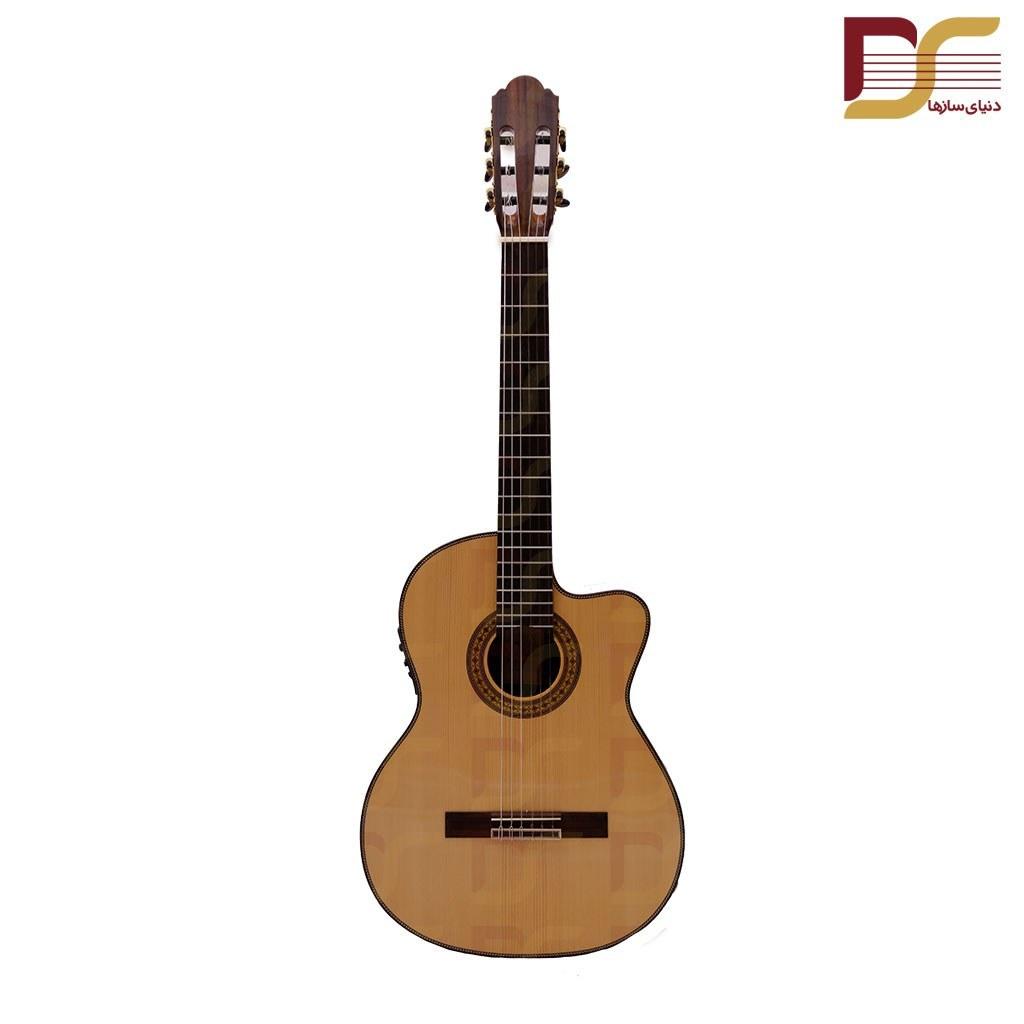 عکس گیتار کاتوی پیکاپدار Langy کلاسیک  گیتار-کاتوی-پیکاپدار-langy-کلاسیک