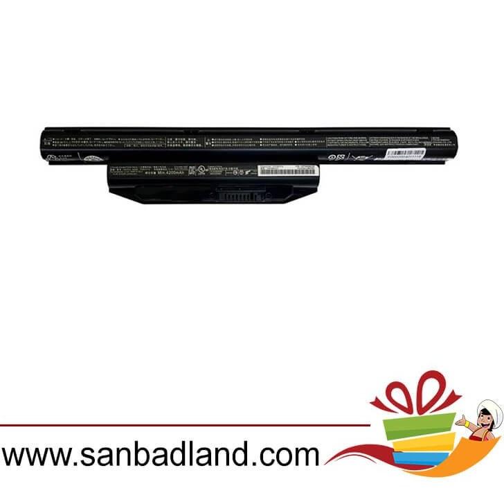 تصویر باتری لپ تاپ فوجیتسو Fujitsu LifeBook AH544