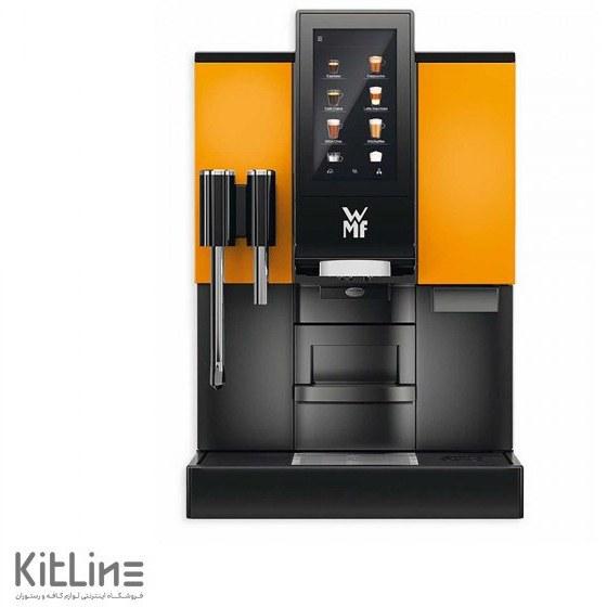 تصویر دستگاه اتوماتیک قهوه WMF مدل 1100S نارنجی