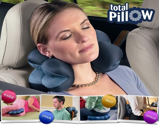 بالشتک طبی و چند منظوره Total Pillow