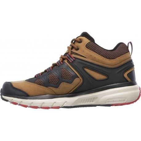 کتانی رانینگ مردانه اسکیچرز مدل Geo-Trek Sequencer Trail Sneaker