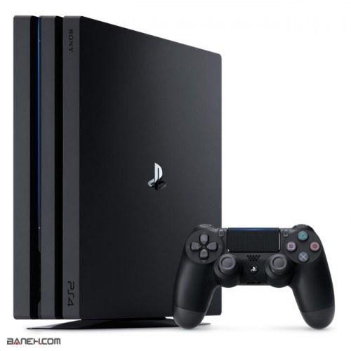 کنسول بازی سونی پلی استیشن 4 پرو Sony PlayStation 4 Pro