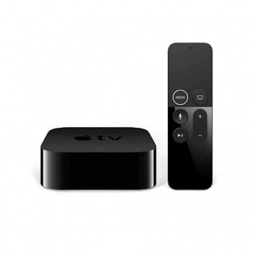 تصویر پخش کننده تلویزیون اپل مدل Apple TV نسل چهارم - 32 گیگابایت Apple TV 4th Generation Set-Top Box - 32GB