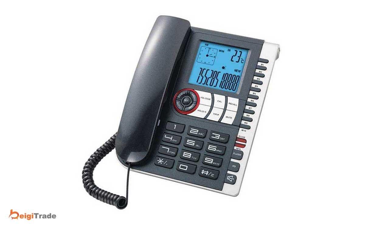 تصویر تلفن تیپ تل مدل TIP-6202