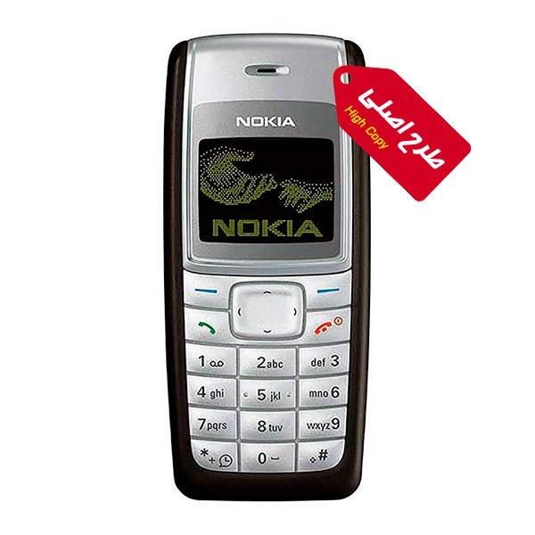عکس گوشی ساده طرح اصلی نوکیا مدل 1112 High Copy Nokia 1112 گوشی-ساده-طرح-اصلی-نوکیا-مدل-1112