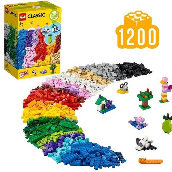 تصویر LEGO Classic Creative Brick Box 11016