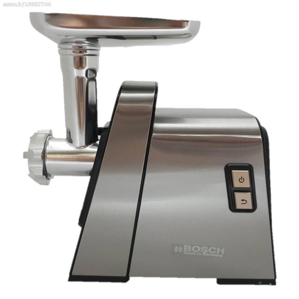 تصویر چرخ گوشت پرقدرت بوش مدل MG_1522 BOSCH MG-1522 MEAT GRINDER