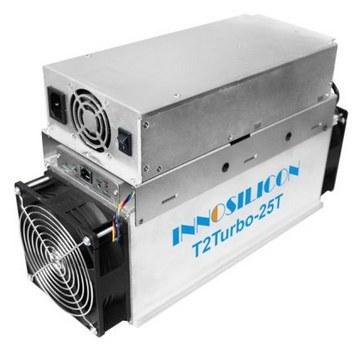 انت ماینر ۲۶ تراهاش توربو مدل  Innosillicon T2T Turbo |