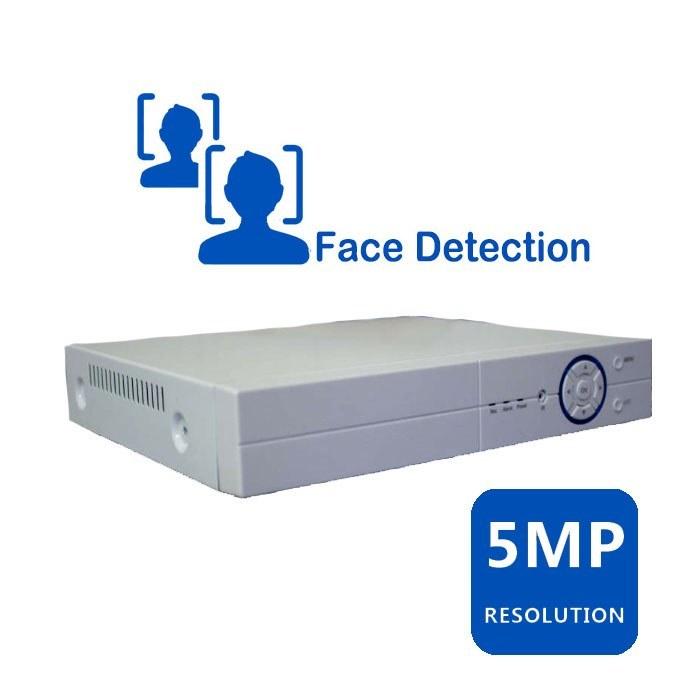دستگاه دی وی آر ۴ کانال Face Detection | XVR 8CH AL Face Detection H265 SCS