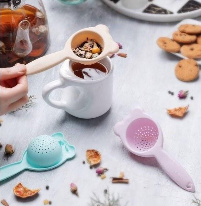 تصویر صافی جفتی چای و تخم مرغ