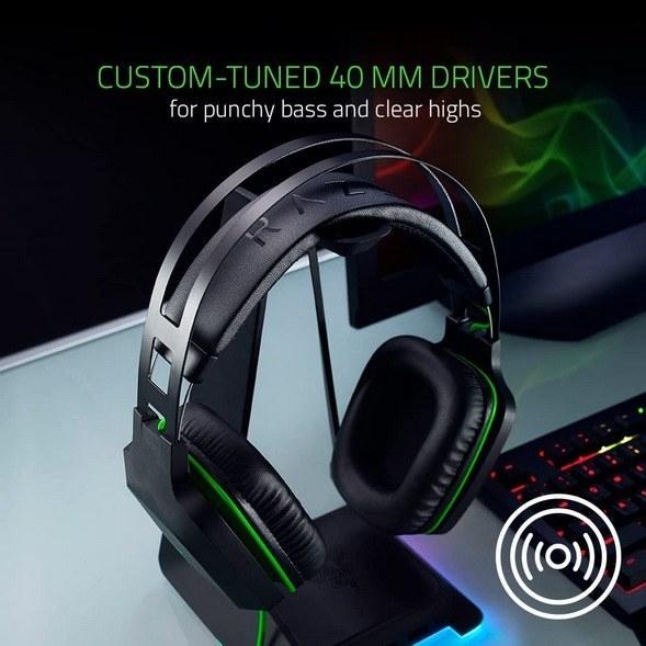 تصویر هدست گیمینگ ریزر مدل ELECTRA V2 Razer ELECTRA V2 Gaming Headset