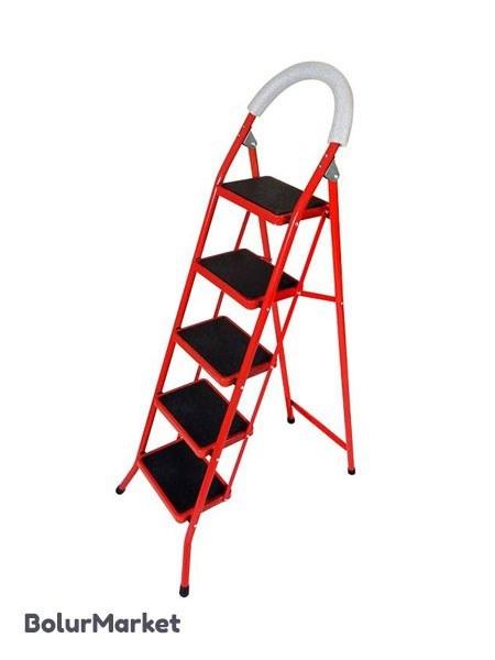 تصویر نردبان پنج پله فاتح مدل SiDaCo.Fa۵s
