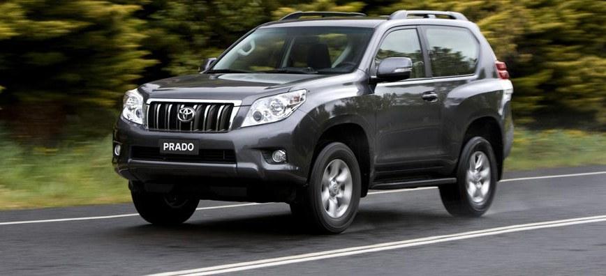 تویوتا پرادو TX دو در - سال 2013 | Toyota Prado TX