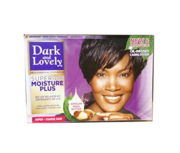 تصویر صاف کننده مو دارک قیمت ا Dark & Lovely Dark & Lovely