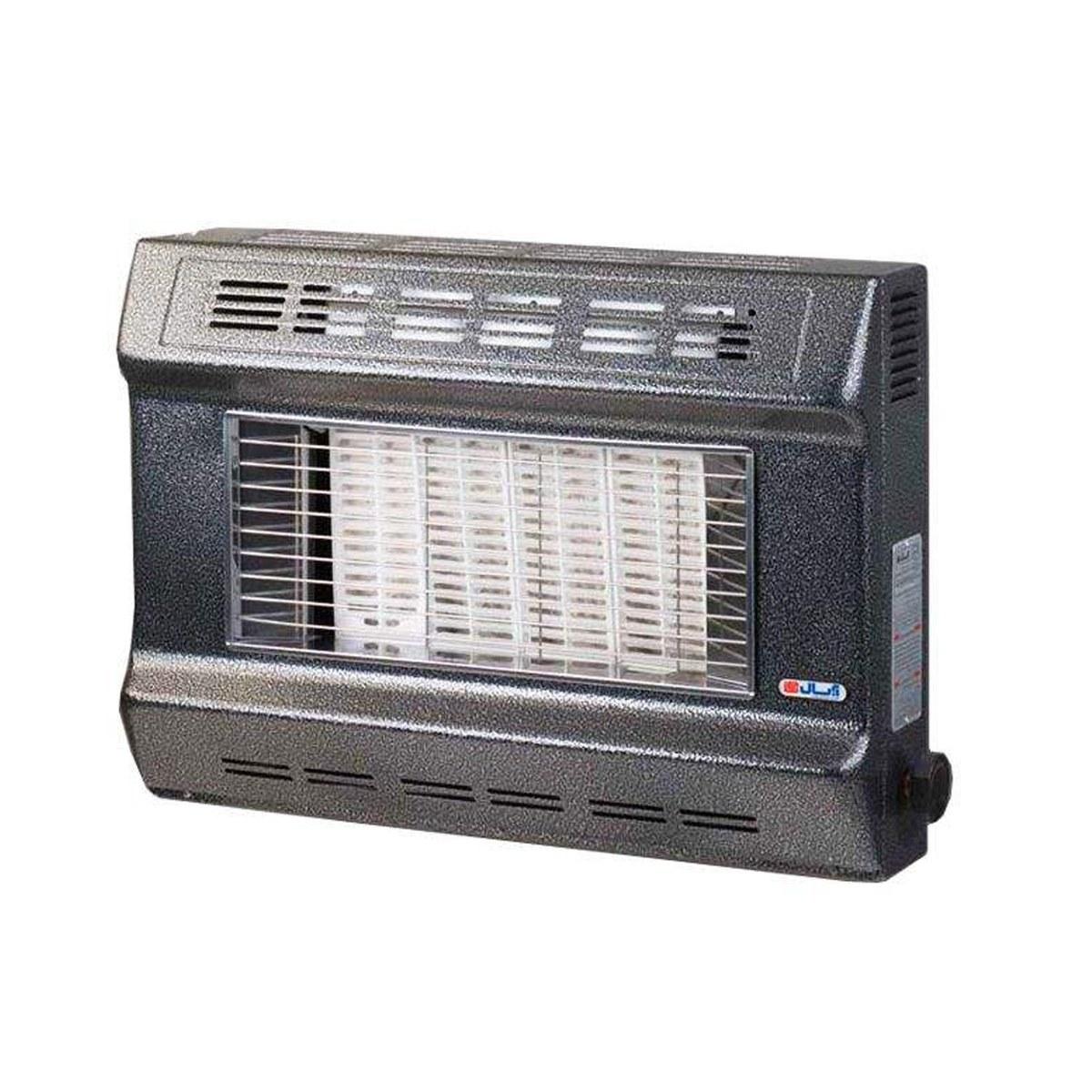 تصویر بخاری گازی آبسال مدل 463 Absal gas heater model 463