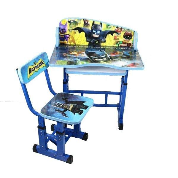 میز تحریر و صندلی کودک Kelvin طرح بتمن