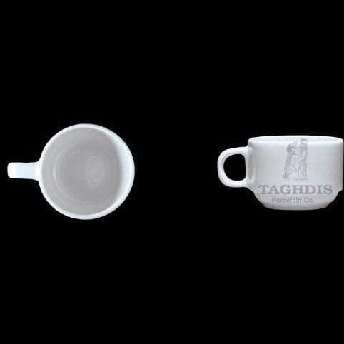 تصویر فنجان چای (بزرگ) هتلی تقدیس