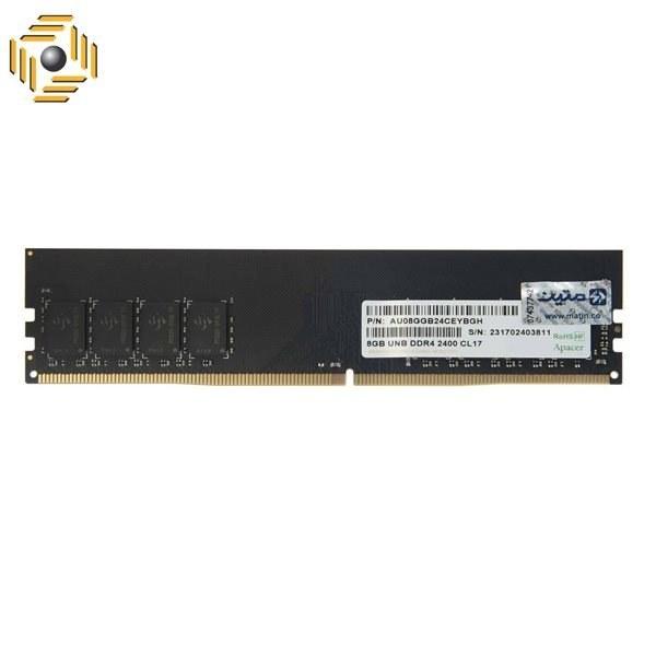 تصویر رم گیل Pristine 8GB 2400Mhz CL17 DDR4 Geil Pristine 8GB 2400Mhz CL17 DDR4 UDIMM DESKTOP RAM