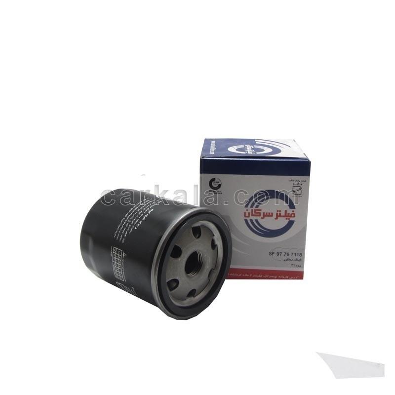 درهر بارتعویض روغن فیلتر های خودرو باید عوض شود-سرکان بهترین فیلتر ایران - استاندارد | فیلتر روغن تیبا و پراید و مزدا 323 - سرکان