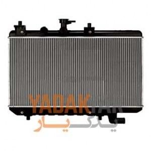 تصویر رادیاتور آب تیبا 2 کوشش رادیاتور