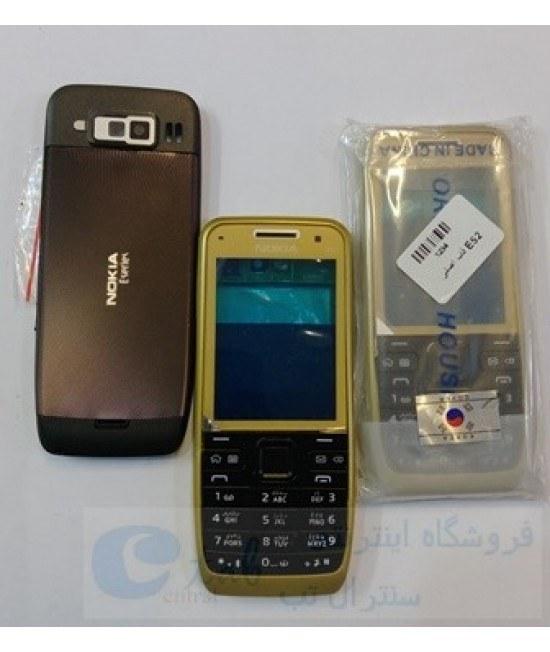 تصویر قاب و شاسی کامل گوشی نوکیا Nokia E52 ا Full frame and chassis Nokia E52 Full frame and chassis Nokia E52