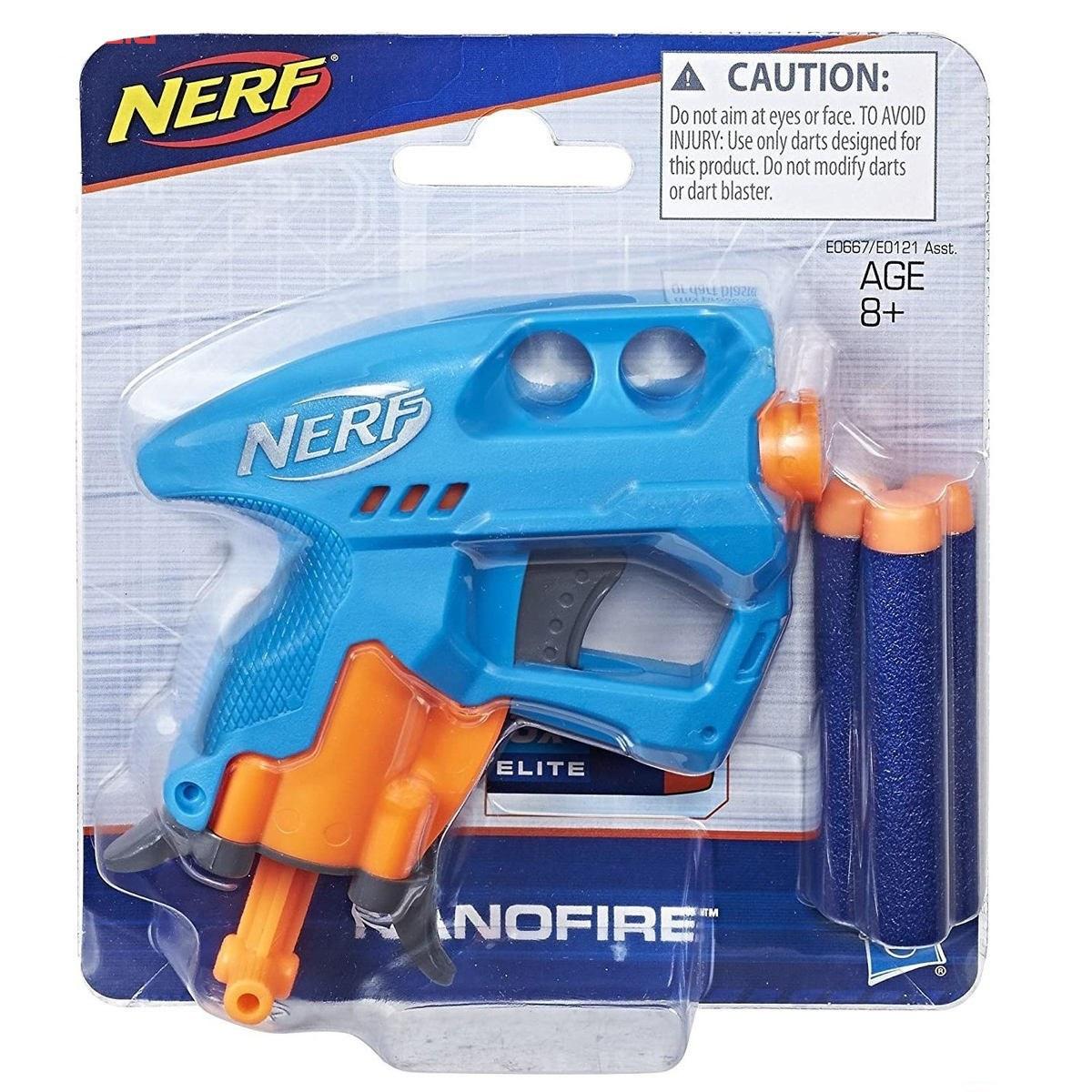 تصویر تفنگ بازی نرف مدل N-Strike Nano Fire
