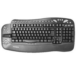 تصویر کیبورد فراسو FCR-8800 ا Farassoo FCR-8800 USB Keyboard Farassoo FCR-8800 USB Keyboard