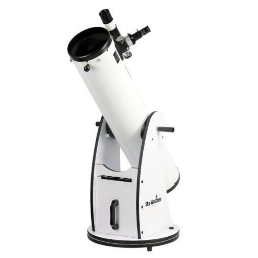 تصویر تلسكوپ ۸ اينچ دابسونی سفيد اسكایواچر