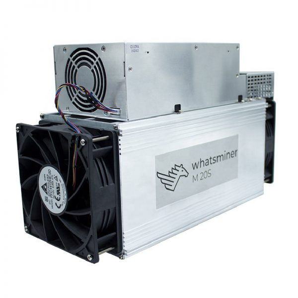 main images دستگاه واتس ماینر Whatsminer M20S 68tH/s