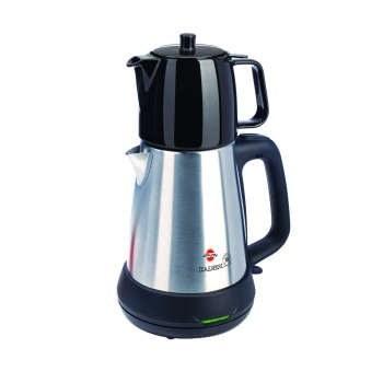 تصویر  چای ساز پارس خزر مدل IEAEXPERT _ گرم نوش ا Pars Khazar IEAEXPERT Tea Maker  Pars Khazar IEAEXPERT Tea Maker