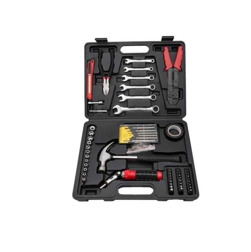 مجموعه 98 عددی ابزار مگا تولز مدل KL-07054 | Mega Tools KL-07054 Toolbox 98 pcs