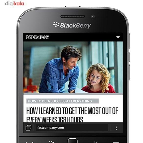 عکس گوشی بلک بری (Classic (Q20 | ظرفیت 16 گیگابایت BlackBerry Classic (Q20) | 16GB گوشی-بلک-بری-classic-q20-ظرفیت-16-گیگابایت 22