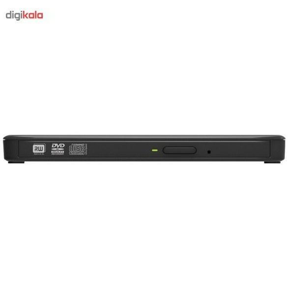 تصویر درايو DVD اکسترنال ترنسند مدل TS8XDVDS Transcend TS8XDVDS External DVD Drive