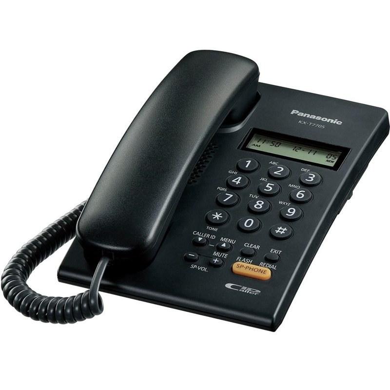 تصویر تلفن باسیم پاناسونیک مدل KX-TT7705X