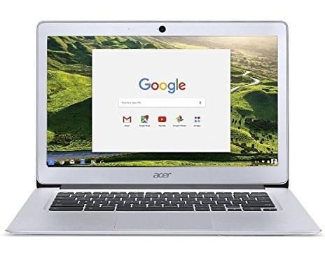 2018 Acer 14' FHD IPS Display Premium Flagship Business Chromebook-Intel Celeron Quad-Core Processor Up to 2.24Ghz, 4GB RAM, 32GB SSD, HDMI, WiFi, Bluetooth Chrome OS-(Renewed)