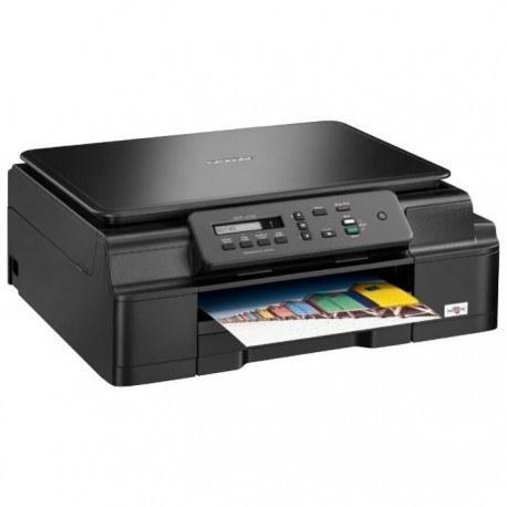 تصویر پرینتر جوهرافشان رنگی چندکارهی برادر مدل DCP-J100 Brother DCP-J100 Multifunction Inkjet Color Printer