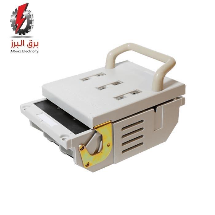 تصویر کلید فیوز کاردی 400A BMC پیچاز الکتریک