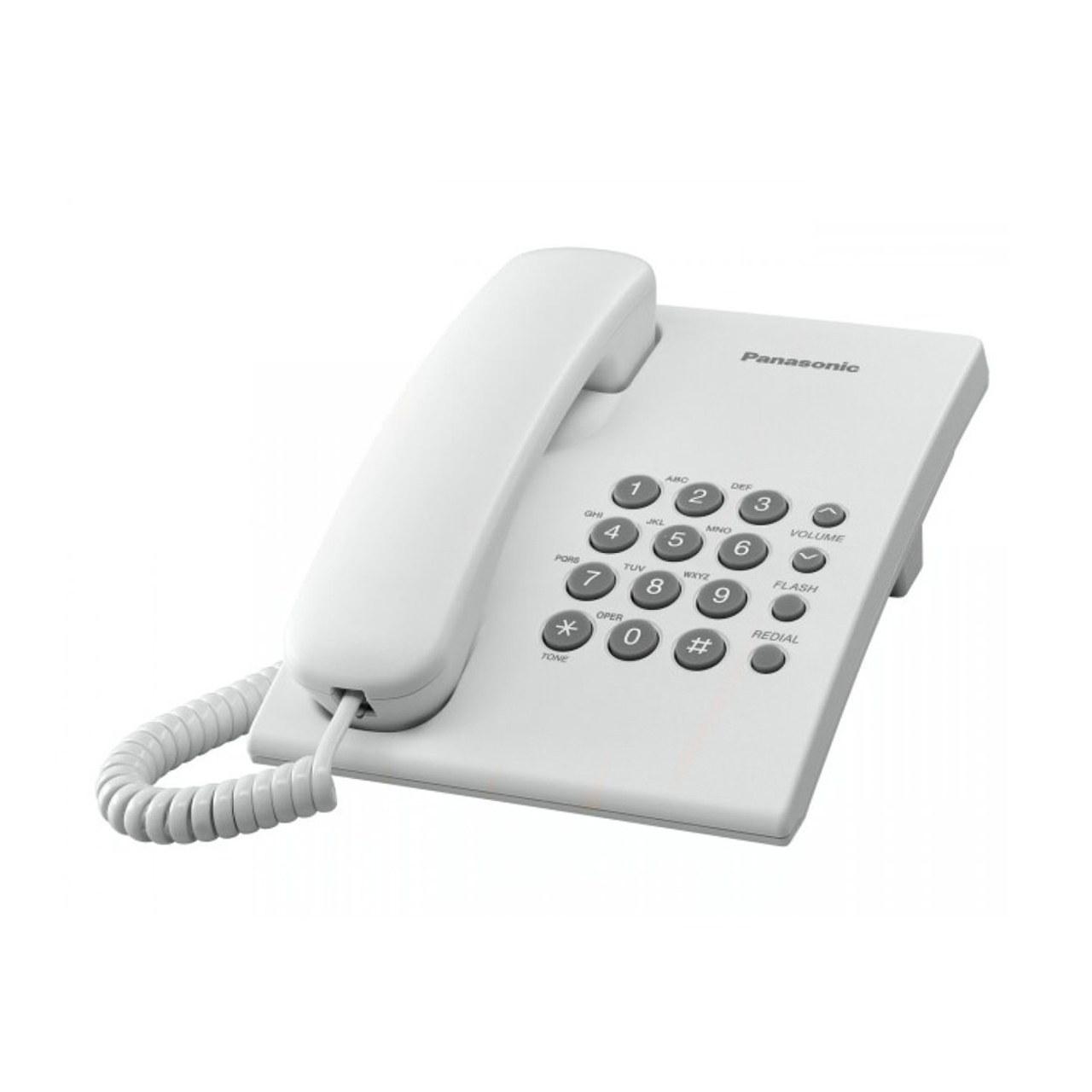 تلفن رومیزی پاناسونیک مدل Panasonic KX-S500