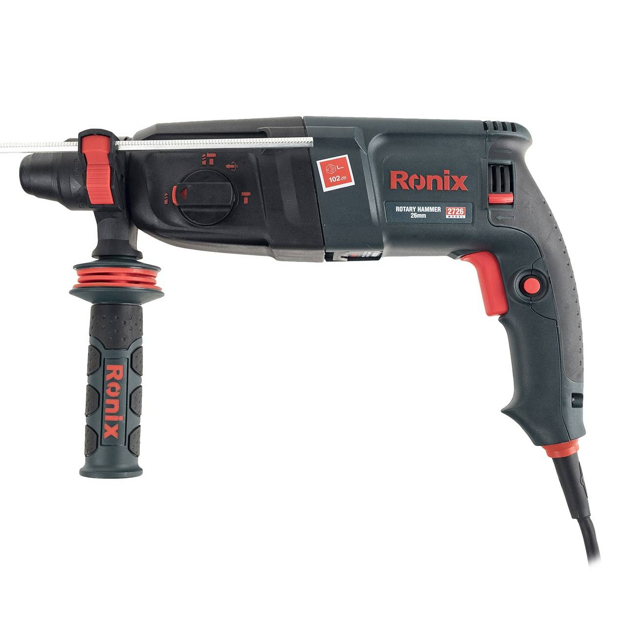 تصویر دریل بتن کن Ronix مدل 2726 Ronix concrete drill model 2726