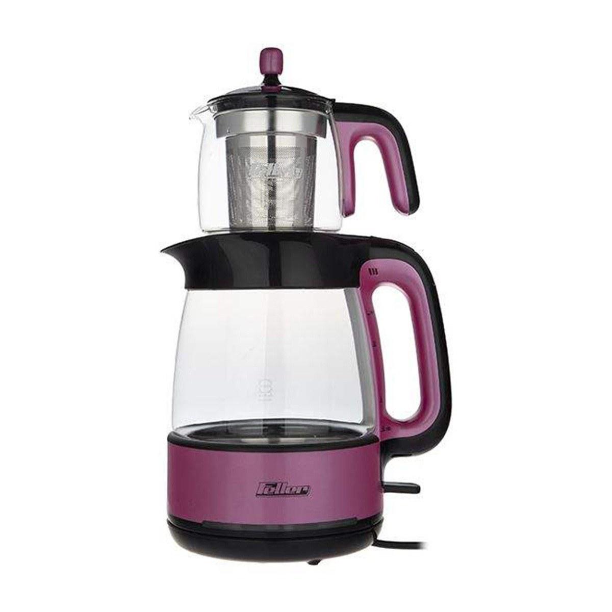 main images چای ساز قوری روی کتری فلر TS070 Feller TS 070 Tea Maker