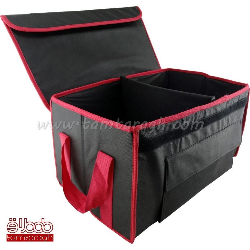 تصویر باکس نظم دهنده صندوق عقب خودرو مدل 02