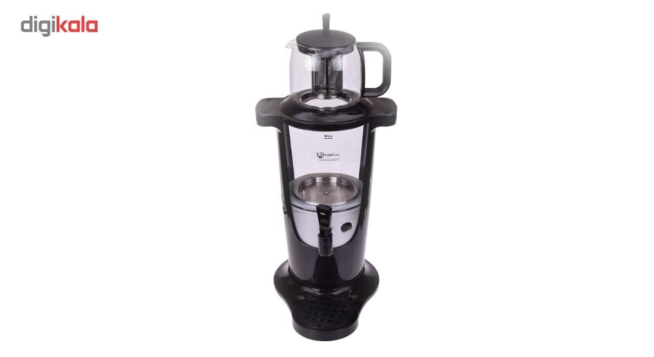 تصویر چای ساز فوما 1800 وات FU-1798 Fuma Tea Maker FU-1798 Fuma Tea Maker 1800w