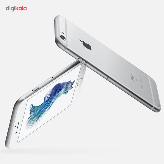 عکس Apple iPhone 6s | 64GB  گوشی  اپل آیفون ۶ ایکس | ظرفیت 64 گیگابایت apple-iphone-6s-64gb 9