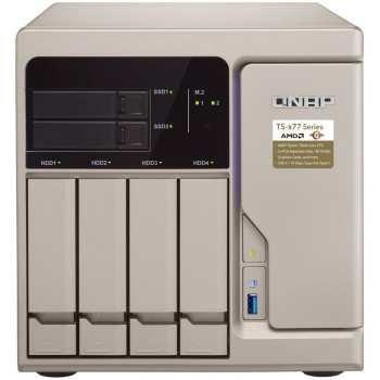 ذخیره ساز تحت شبکه کیونپ مدل TS-677-1600-8G