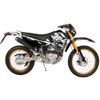 موتورسیکلت تریل روان مدل QM200 سال 1398 |