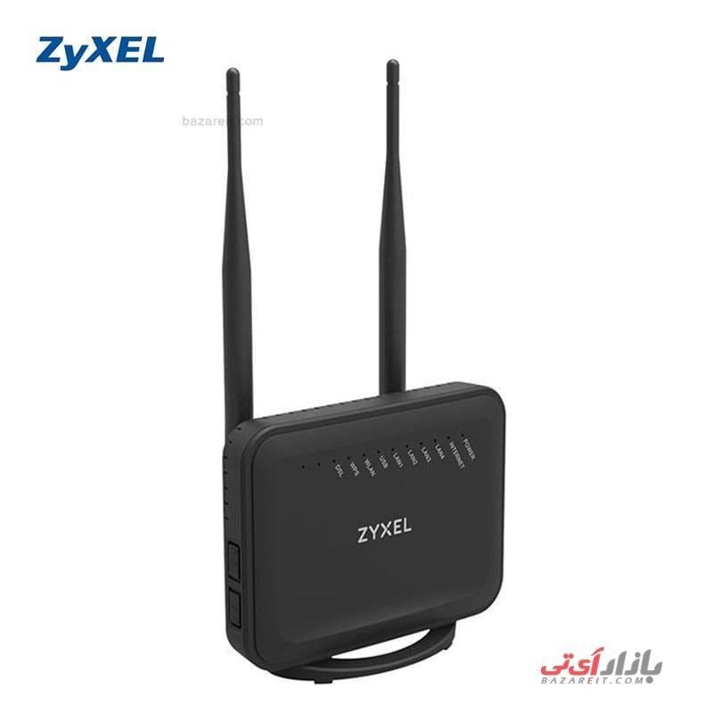 تصویر مودم روتر بی سیم VDSL/ADSL زایکسل مدل Zyxel VMG1312-T20B