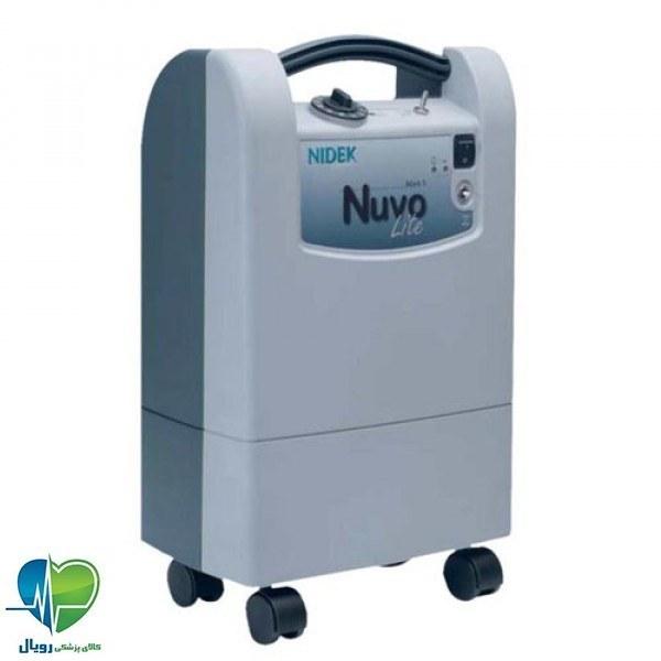 تصویر اکسیژن ساز نایدک Nidek nuvo lite Nidek nuvo lite oxygen concentrator